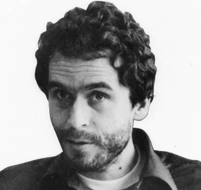 Ted Bundy in 1977