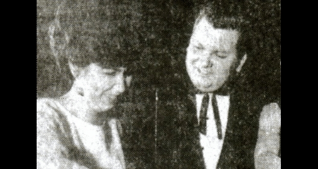 Gacy and his first wife