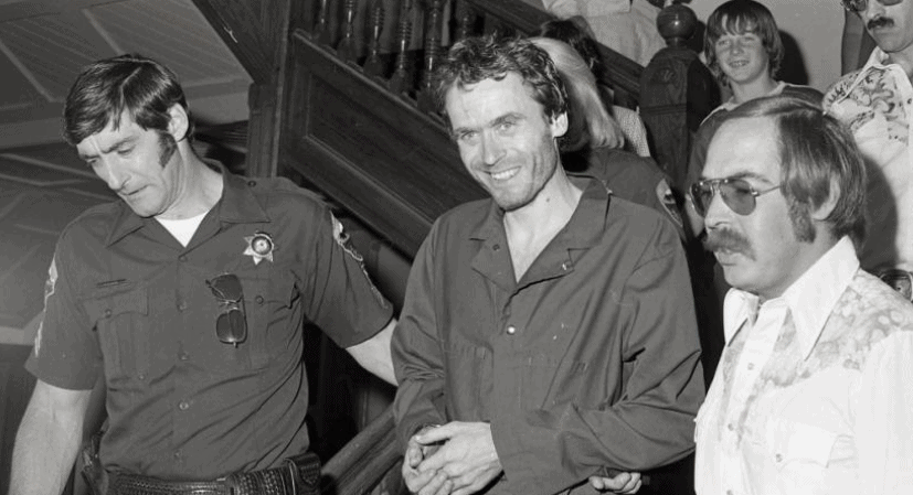 Ted Bundy and john henry browne