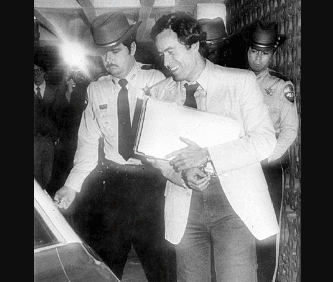 Ted Bundy as his own lawyer