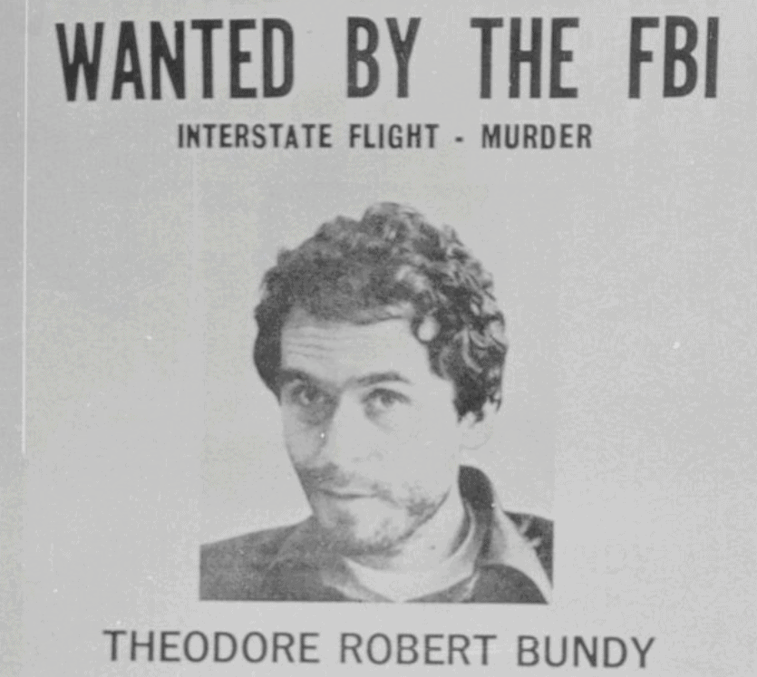 ted bundy wanted