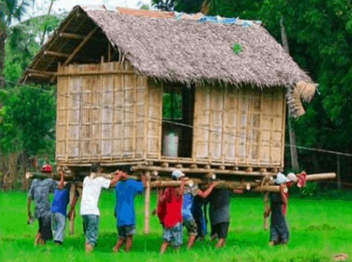 Bayanihan In The Philippines