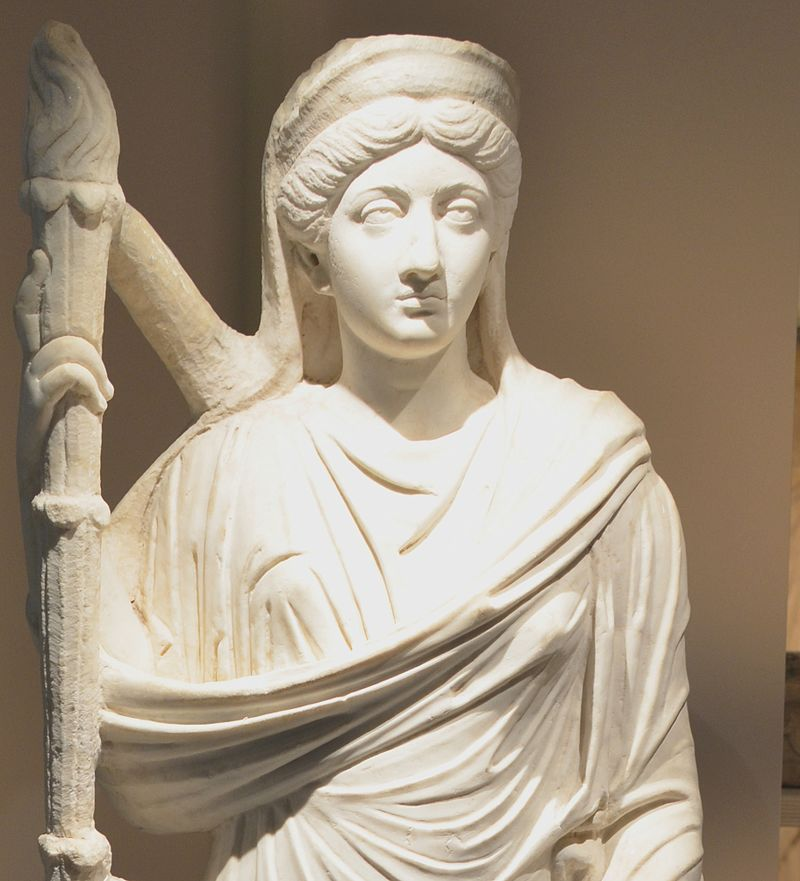 Lucilla sister of Commodus