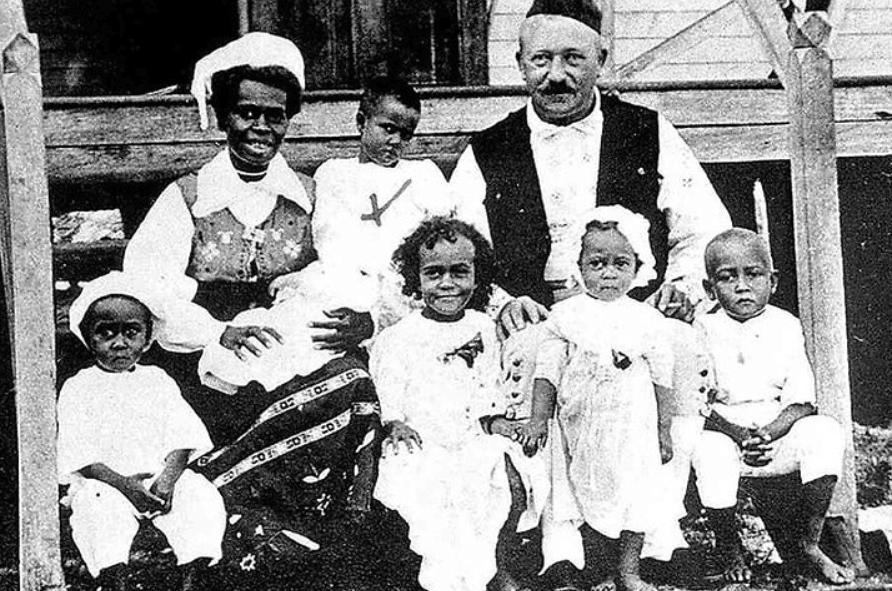 Carl Emil Pettersson family