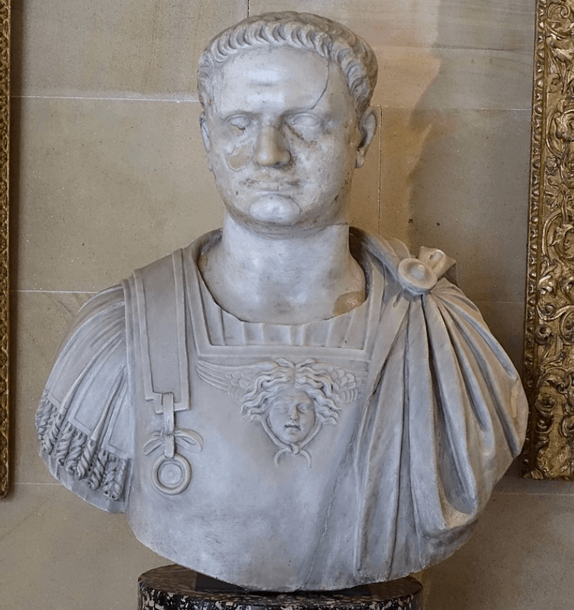 facts about domitian
