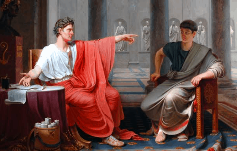 Fun facts about the romans wearing clothers